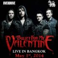 Bullet For My Valentine Live in Bangkok