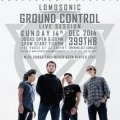 Lomosonic Ground Control Live Session