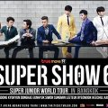 Super Junior World Tour Super Show 6 In Bangkok