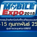 Thailand Mobile Expo 2015