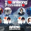 AFATH 2015 : I Love Anisong Concert