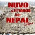 Nuvo & Friends for Nepal Concert