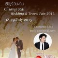 Chiang Rai Wedding and Travel Fair 2015