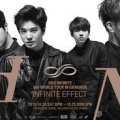 2015 Infinite 2nd World Tour In Bangkok [Infinite Effect]