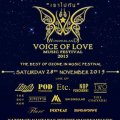Voice Of Love Music Festival 2015