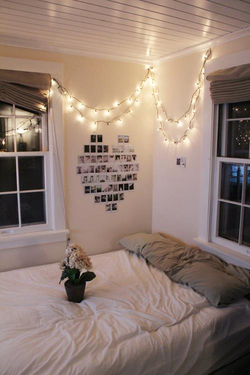 Decorating Ideas > Vintage Room Tumblr Images & Pictures  Becuo ~ 054919_Romantic Dorm Room Ideas