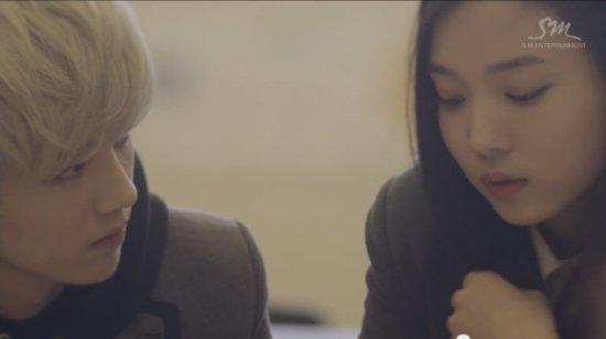 Luhan and yoon so hee hookup