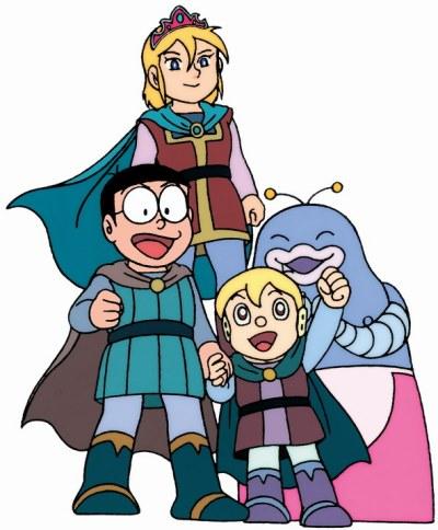 doraemon the movie nobita and the robot kingdom
