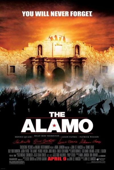 อลาโม่ สมรภูมิกู้แผ่นดิน