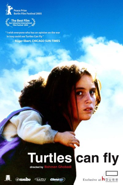 turtles can fly Acclaimed filmmaker bahman ghobadi wrote and directed this poignant, award-winning story depicting the harrowing existence of kurdish refugees and orphans living near the iraq-turkey border on the eve of the us invasion of iraq.