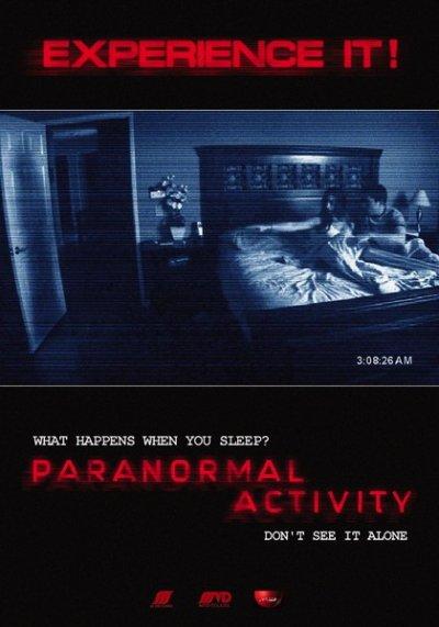 Paranormal Activity 1 เรียลลิตี้ ขนหัวลุก 1 HD