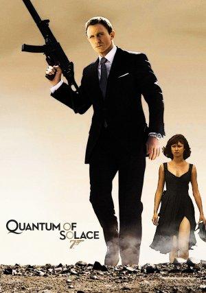 Quantum of Solace poster - พยัคฆ์ร้าย ทวงแค้นระห่ำโลก โปสเตอร์