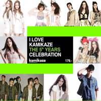 I Love Kamikaze The 5th Years Celebration
