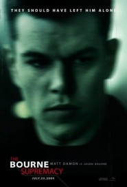 The Bourne Supremacy poster