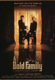 A Bold Family poster