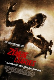 The Zombie Diaries poster