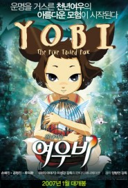 Yobi, the Five Tailed Fox poster