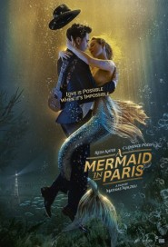 A Mermaid in Paris poster