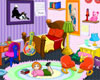 เกมส์ Junior Room Decor
