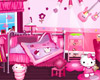 เกมส์ Hello Kitty Room