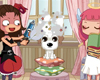 เกมส์ Devilish Pet Salon