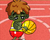 เกมส์ Basketball Shotball