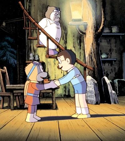 doraemon the movie nobita and the winged braves