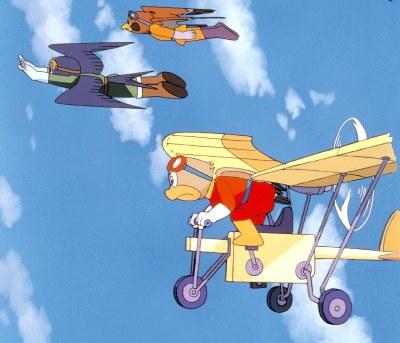 ������������ ������������� doraemon the movie nobita and the winged