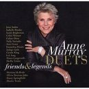 อัลบั้ม Anne Murray Duets: Friends & Legends