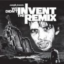 อัลบัม We Didn\'t Invent the Remix