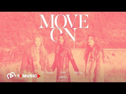 เนื้อเพลง Move On | อารีน่า AR3NA | เพลงไทย