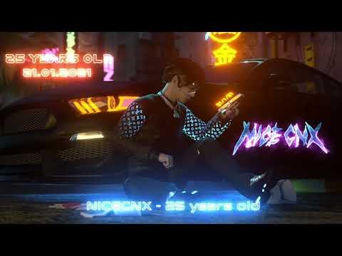 เนื้อเพลง 25 Years Old | ไนซ์ ซีเอ็นเอ็ก NiceCNX | เพลงไทย