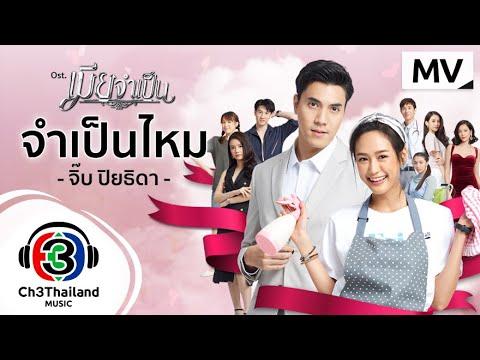 เนื้อเพลง จำเป็นไหม (Ost. เมียจำเป็น) | จิ๊บ ปิยธิดา อ่ำพันธุ์ | เพลงไทย