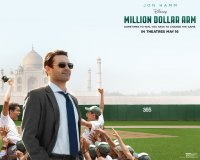 Million Dollar Arm wallpaper